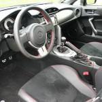 Toyota GT86 Lenkrad, Armaturenbrett, Cockpit, Schaltknauf
