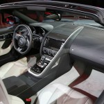 Der Innenraum des Jaguar F-Type - Verarbeitung, Sitze, Mittelkonsole