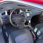Der Innenraum des Kia Ceed Sportswagon