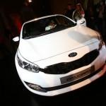 Kia Pro Cee'd Modellgeneration 2013 in Paris