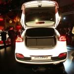 Der Kofferraum des neuen Kia Pro Cee'd 2013