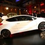 2013 Kia Pro Cee'd in Weiß auf der Pariser Automesse
