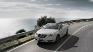Neuer Lancia Flavia, der in Deutschland nur als Cabrio erhältlich ist