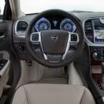 Das Cockpit des Lancia Thema