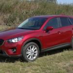 Mazda CX-5 Skyactiv-G AWD Center-Line in Rot