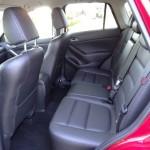 Die Fondsitze des Mazda CX-5