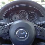 Die Rundinstrumente des Mazda CX-5