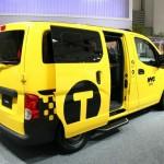 Nissan NV200 Yellow Cab - Taxi für New York