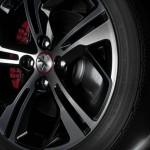 17-Zoll-Aluminiumfelgen des Peugeot 208 GTi