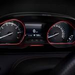 Peugeot 208 GTi Techo - Rundinstrumente