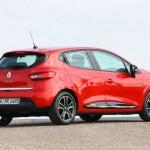 Renault Cliio vierte Generation in Rot
