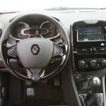 Das Cockpit des Renault Cliio 4