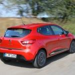 Der neue Renault Cliio 4 in Rot