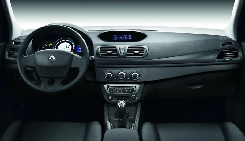 Galerie: Renault Megane Je taime Interieur   Bilder und Fotos