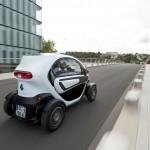 Renault bietet den Twizy jetzt auch mit Seitenscheiben an