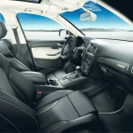 Das Interieur des Audi SQ5 TDI Exclusive Concept