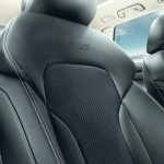 Die Sitze des Audi SQ5 TDI Exclusive Concept in Leder