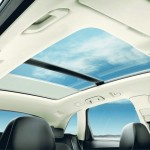 Das Panoramadach des Audi SQ5 TDI Exclusive Concept