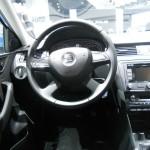 Das Cockpit des neuen Skoda Rapid