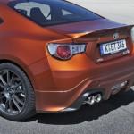 Toyota GT86 Tuning von TRD - Heckspoiler