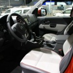 Der Innenraum des Volkswagen Amarok Canyon