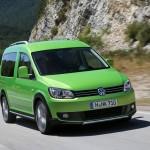 VW Cross Caddy in Viperngrün kommt Anfang 2013