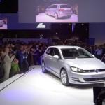 Volkswagen Golf 7 bei der Präsentation