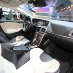 Der Innenraum des neuen Volvo V40 Cross Country