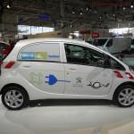 Peugeot iOn Cargo mit Elektroantrieb auf der Hannover-Messe IAA