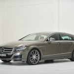 Bilder vom Brabus Mercedes CLS Shooting Brake