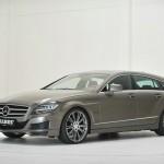 Bilder vom Brabus Mercedes CLS Shooting Brake