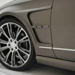CLS Tuning Bilder: Mercedes CLS Shooting Brake von Brabus