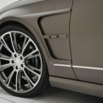 CLS Tuning Bilder: Mercedes CLS Shooting Brake von Brabus