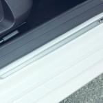 Die Einstiegsleisten des VW CC R-Line