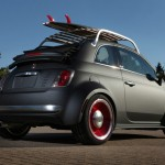 Tuning: Fiat 500 Beach Cruiser auf der SEMA 2012