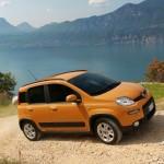 Neuer Fiat Panda Trekking in Orange - Bilder