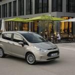 Neuer Ford B-Max (Standaufnahme)