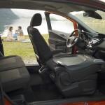 Das Innenraumangebot des Ford B-Max