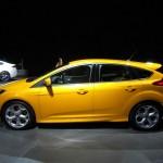 Das Exterieur des Ford Fiesta ST