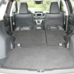 Der Laderaum des Honda CR-V 2.2 i-DTEC 4 WD