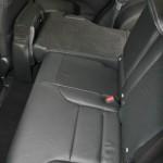 Die Rücksitzbank des Honda CR-V 2.2 i-DTEC 4 WD