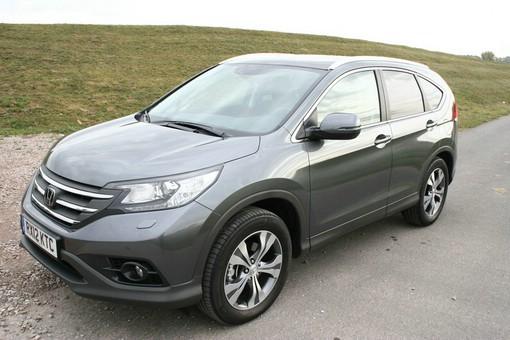 4. Generation des Honda CR-V