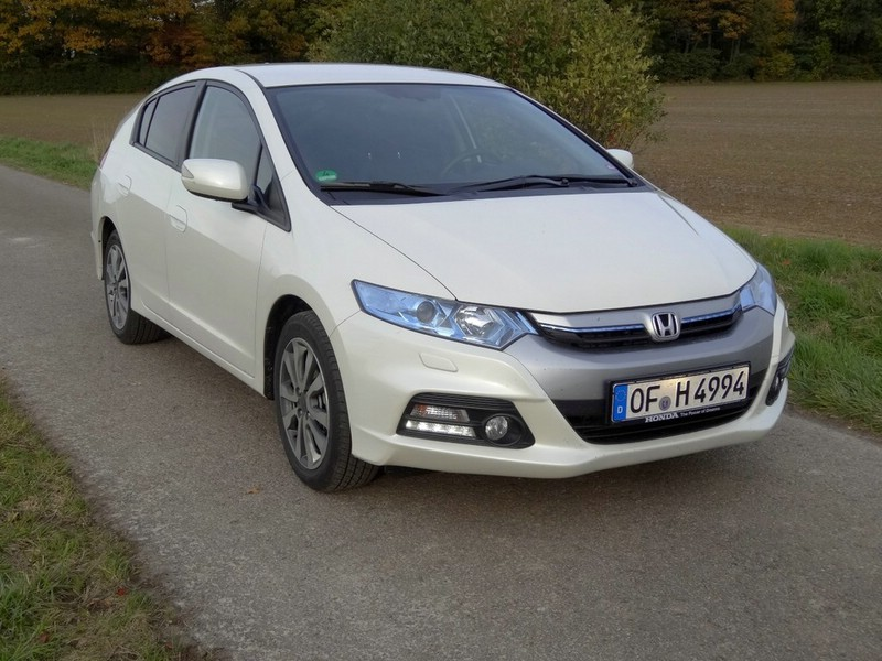 Der Honda Insight Exclusive im Test