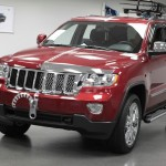 Tuning: Jeep Grand Cherokee Half&Half auf der SEMA 2012