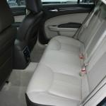 Innenraum: Lancias obere Mittelklassefahrzeug Thema als 3.0 CRD Executive