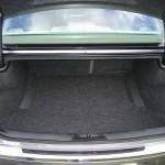 Der Gepäckraum des Lancia Thema 3.0 V6 CRD