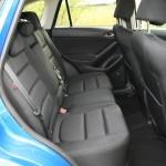 Ledersitze des Mazda CX-5 2.0 SKYACTIV-G AWD