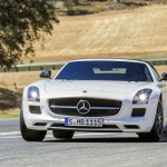 Mercedes-Benz SLS AMG GT (2012) in der Frontansicht