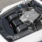 Der neue Motor des Mercedes-Benz SLS AMG GT