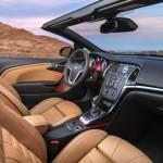 Innenraum: Opel Cascada mit Lederausstattung